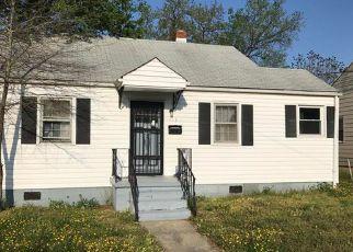Foreclosure Home in Petersburg, VA, 23803,  SEABOARD ST ID: F4147092