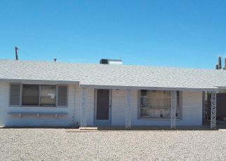 Casa en ejecución hipotecaria in Sun City, AZ, 85351,  W CONNECTICUT AVE ID: F4147672