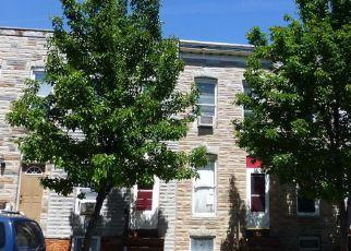Casa en ejecución hipotecaria in Baltimore, MD, 21230,  WASHINGTON BLVD ID: F4148239