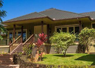 Casa en ejecución hipotecaria in Kauai Condado, HI ID: F4149390