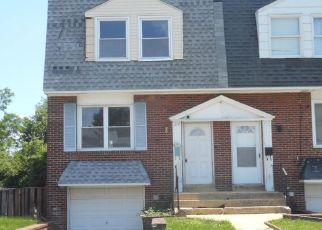 Foreclosure Home in Wilmington, DE, 19805,  ALBAN DR ID: F4150021