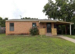 Foreclosure Home in Wichita Falls, TX, 76301,  INGLEWOOD DR ID: F4152719