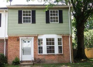 Foreclosure Home in Virginia Beach, VA, 23464,  CLEAR SPRINGS RD ID: F4154500