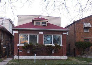 Casa en ejecución hipotecaria in Chicago, IL, 60619,  S WABASH AVE ID: F4154849
