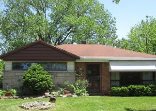 Casa en ejecución hipotecaria in Park Forest, IL, 60466,  INDIANWOOD BLVD ID: F4157896