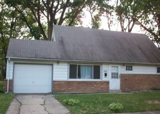 Casa en ejecución hipotecaria in Park Forest, IL, 60466,  WASHINGTON ST ID: F4159709