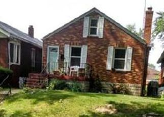 Foreclosure Home in Saint Louis, MO, 63132,  FULLERTON AVE ID: F4161886