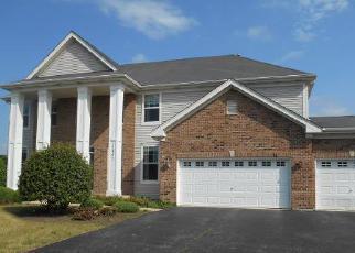 Casa en ejecución hipotecaria in Plainfield, IL, 60585,  GRANDE POPLAR CIR ID: F4162194