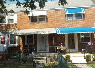 Foreclosure Home in Baltimore, MD, 21224,  BROENING HWY ID: F4189740