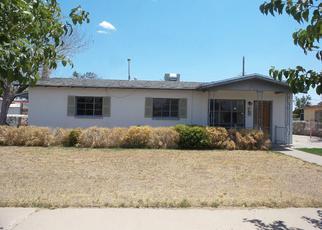 Foreclosure Home in El Paso, TX, 79905,  CANTON CT ID: F4190353