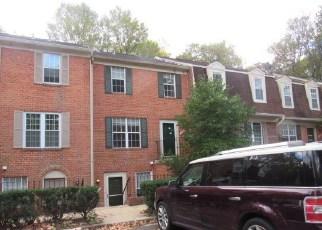 Casa en ejecución hipotecaria in Silver Spring, MD, 20906,  FERRARA DR ID: F4193309