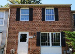 Casa en ejecución hipotecaria in Anne Arundel Condado, MD ID: F4194287