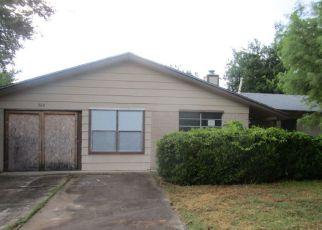 Casa en ejecución hipotecaria in Copperas Cove, TX, 76522,  SHERWOOD AVE ID: F4194498