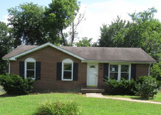Foreclosure Home in Clarksville, TN, 37043,  MARK AVE ID: F4195270