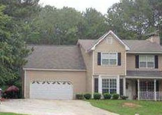 Foreclosure Home in Loganville, GA, 30052,  PINE DR ID: F4195793