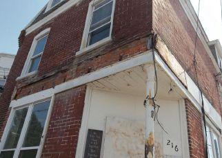 Casa en ejecución hipotecaria in Wilmington, DE, 19805,  S HARRISON ST ID: F4198721