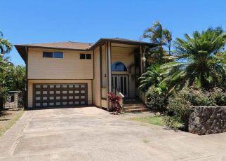 Casa en ejecución hipotecaria in Lahaina, HI, 96761,  POINCIANA RD ID: F4200581