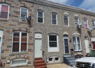 Foreclosure Home in Baltimore, MD, 21224,  MOUNT PLEASANT AVE ID: F4203093