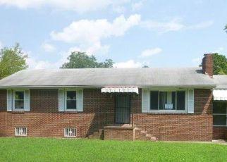 Foreclosure Home in Petersburg, VA, 23803,  NANCE DR ID: F4203451
