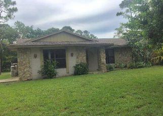 Casa en ejecución hipotecaria in Loxahatchee, FL, 33470,  41ST RD N ID: F4204505