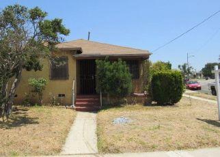 Casa en ejecución hipotecaria in Los Angeles, CA, 90044,  RAYMOND AVE ID: F4204560