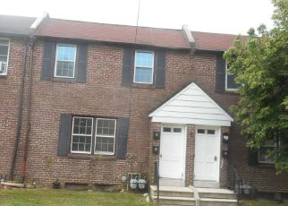 Foreclosure Home in Wilmington, DE, 19805,  ELSMERE BLVD ID: F4207303