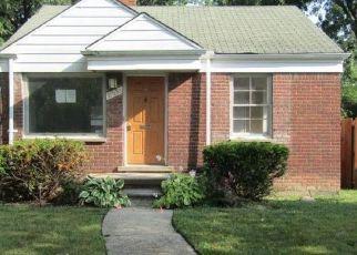 Casa en ejecución hipotecaria in Detroit, MI, 48205,  MANNING ST ID: F4207799