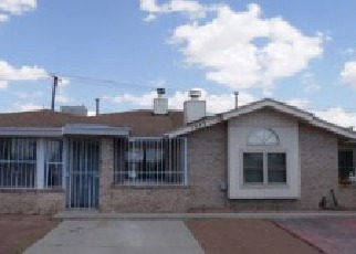 Foreclosure Home in El Paso, TX, 79936,  GREG POWERS DR ID: F4209618