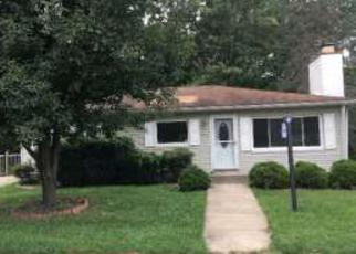 Casa en ejecución hipotecaria in Saint Albans, WV, 25177,  S WALNUT ST ID: F4209689