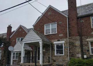 Casa en ejecución hipotecaria in Lansdowne, PA, 19050,  BARKER AVE ID: F4214148