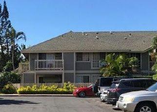 Casa en ejecución hipotecaria in Kihei, HI, 96753,  UWAPO RD ID: F4214338