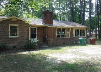 Foreclosure Home in Petersburg, VA, 23805,  HOKE DR ID: F4214457