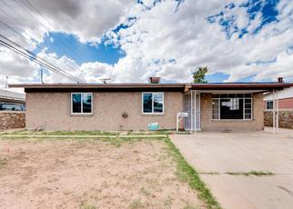 Foreclosure Home in El Paso, TX, 79904,  MOUNT SAN BERDU DR ID: F4214477