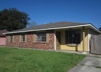 Casa en ejecución hipotecaria in Marrero, LA, 70072,  WYOMING DR ID: F4218300