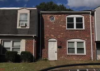Casa en ejecución hipotecaria in Chesapeake, VA, 23321,  SLOOP TRL ID: F4218956