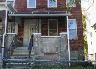 Casa en ejecución hipotecaria in Baltimore, MD, 21215,  PIMLICO RD ID: F4222496