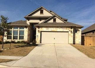Foreclosure Home in Round Rock, TX, 78665,  PABLO CIR ID: F4222772