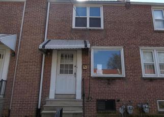Foreclosure Home in Wilmington, DE, 19805,  S GRANT AVE ID: F4224062