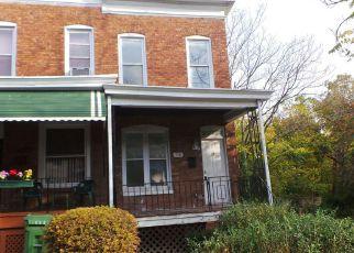 Casa en ejecución hipotecaria in Baltimore, MD, 21218,  E 30TH ST ID: F4224309