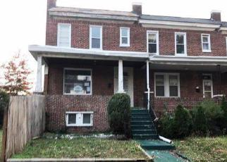 Foreclosure Home in Baltimore, MD, 21218,  WILSBY AVE ID: F4224667