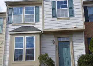 Casa en ejecución hipotecaria in Owings Mills, MD, 21117,  OWINGS CHOICE CT ID: F4224934