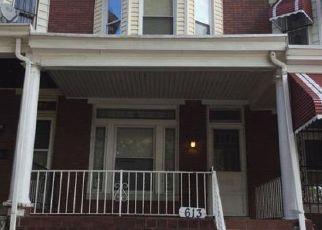 Casa en ejecución hipotecaria in Baltimore, MD, 21216,  N ROSEDALE ST ID: F4224996
