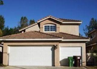 Casa en ejecución hipotecaria in Murrieta, CA, 92562,  MOUNTAIN PRIDE DR ID: F4225753