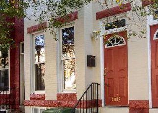 Casa en ejecución hipotecaria in Baltimore, MD, 21218,  BOONE ST ID: F4226241