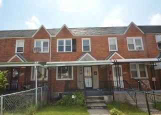 Casa en ejecución hipotecaria in Baltimore, MD, 21215,  ARBUTUS AVE ID: F4226258