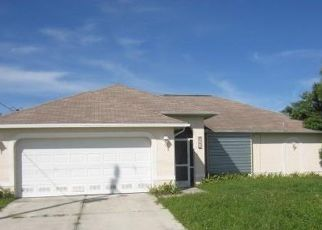 Foreclosure Home in Cape Coral, FL, 33993,  NW 35TH PL ID: F4226868