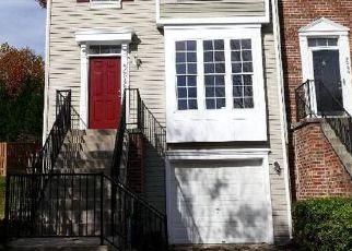 Casa en ejecución hipotecaria in Owings Mills, MD, 21117,  OWINGS CHOICE CT ID: F4228743