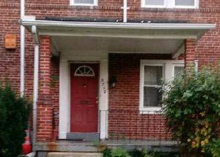 Casa en ejecución hipotecaria in Baltimore, MD, 21215,  KEYWORTH AVE ID: F4229570