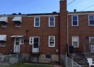 Casa en ejecución hipotecaria in Baltimore Condado, MD ID: F4229724
