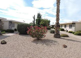 Casa en ejecución hipotecaria in Sun City, AZ, 85351, N N PALM RIDGE DR W ID: F4230355